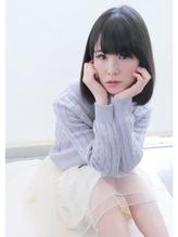 【Velis】黒髪ボブ・清楚にサラふわ柔らか仕上げ! サラふわ.9