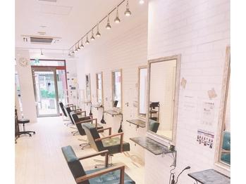 ヘアー アンド ケア コットン(Hair&care cotton)(神奈川県横浜市鶴見区/美容室)