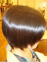 【ハイブリッドKIRARA】コーティング剤ではなく天然ミネラル成分が浸透し、髪本来の艶が♪[本部認定サロン]
