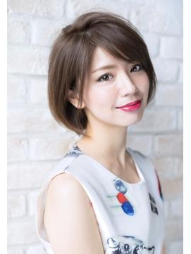 神戸・40代大人女性におすすめ・イメチェン・マッシュボブ