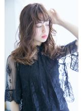 【figaro AVEDA】ゆるふわパーマ☆脱力系.2