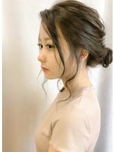 ふんわりまとめ髪.12