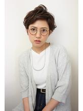 バング上げベリーショート【RENJISHI KICHIJOJI】 メガネ.56