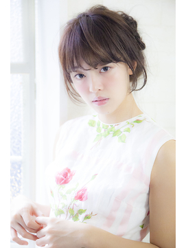 [Garland/表参道]☆フェミニンルーズアレンジ02☆