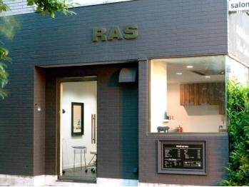 ラス(RAS)(東京都中野区/美容室)