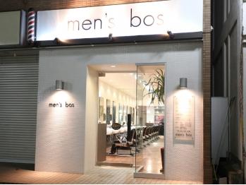 メンズ ボス(men's bos)(大阪府藤井寺市/美容室)