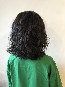大人可愛いルンルンデジタルパーマ!髪質改善水素トリートメント