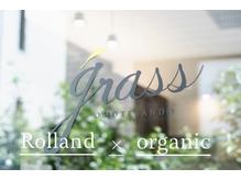 グラス オモテサンドウ(grass)