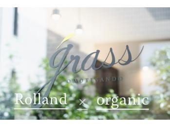 グラス オモテサンドウ(grass)(東京都港区/美容室)