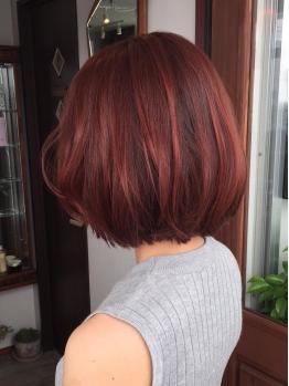 ロテヘアーネイル(rote hair nail)