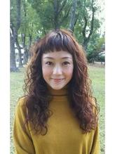 リラクシーゆるふわロングwith on眉#高田 with.39