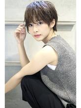 H 原宿*大人カワイイ『グレージュショート 』【Goro】 大人カワイイ.3