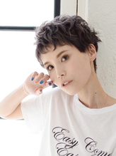 外国人風×パンクベリーショート【EARTH田町店】.0