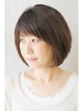 ☆サラツヤ☆大人レイヤーボブ ウェディング.56