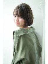 【Un ami】 抜け感・大人ナチュラルショート 松井幸裕.20