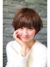 サラふわ素髪★小顔マッシュショート サラふわ.59
