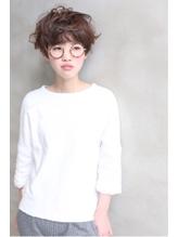 【マッシュショート×くしゅくしゅ×メガネ】KOU メガネ.22