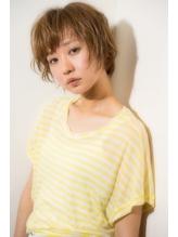 【BLANC】アディクシーカラーで夏カラー♪ モイストカラー.42