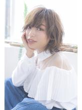 ラフ感が可愛いくせ毛風ショート【epic東川口】.3