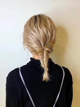 髪質改善/縮毛矯正/ストレート/ロング/アレンジ/艶感/ケア