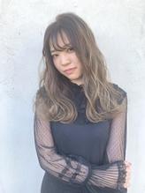 【ARLE/伊島町】ハイライト×ミルクティーベージュ.46