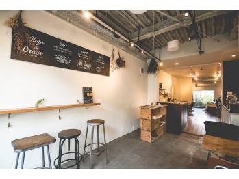 スローカフェプラスハチロクサンキュー (slowcafe + hair salon 8639)(東京都品川区/美容室)