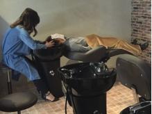 【泉南】炭酸・クリーム・リンパの3種類から選べるスパ!リピート率No.1の炭酸スパは髪を素髪に♪