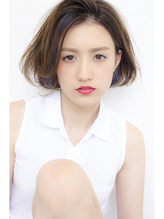 [Kiitos/吉祥寺]☆サラッとストレート大人ボブ02☆ノームコア モテ髪.50