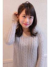 【ReiZ渋谷】ノームコア×うぶバング=女子アナ風☆8 女子アナ.29