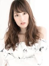 ほつれロング×ニュアンスウェーブ☆クールめフェミニン.28