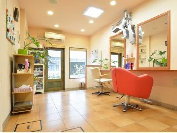 ヘアーアンドメイクミディ(hair&make Midi)(京都府京都市左京区)