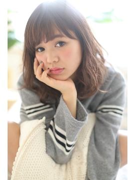 ☆Zina☆海外セレブ風アンニュイカール♪
