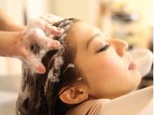 【大宮駅東口1分】美しい髪は健康な頭皮環境から!!クレンジング力のある【ミントスパ】で健康な頭皮に♪