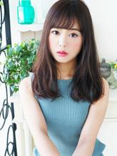 【ジュレベール松田】 清純 Natural 可愛い☆さらふわセミディ 清純.28