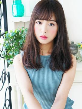 【ジュレベール松田】 清純 Natural 可愛い☆さらふわセミディ