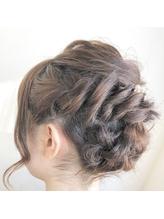 【ao hair garden】ツイストアップスタイル.45