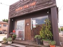 ホッティライクヘア(hottie like hair)