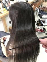【AnFye.dueldo】つるんとした艶髪ジュエリーシステム×縮毛矯正.51