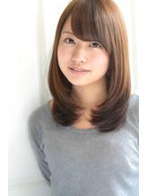 【ReiZ渋谷】ノームコア×うぶバング=女子アナ風♪4 女子アナ.57
