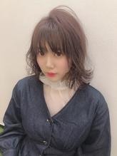 【novita】しょす担当★顔周りレイヤーミックス巻き.58