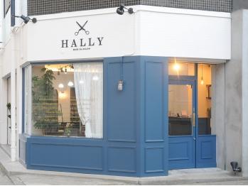 ハリー 板宿店(HALLY)(兵庫県神戸市須磨区/美容室)