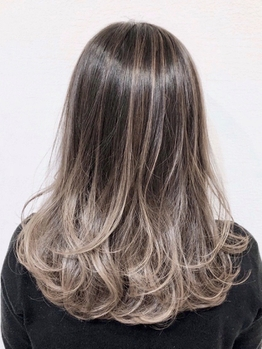 ヘアーサロン リアン 鴻巣店(hair salon Rien)