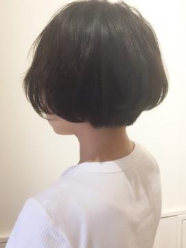 【町田 neolivekuta109】黒髪ふんわりボブ