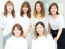 【恵比寿】女性Staffのみ在籍のプライベートサロン。清潔感のある落着いた空間で髪も心もリラックス…♪