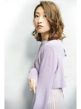 大人女性の外ハネボブ【銀座】.58