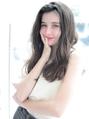 『カット+ハーフブリーチ+ホワイトブラウン 』Y☆86