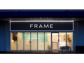 フレーム(FRAME)(徳島県徳島市/美容室)
