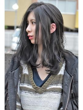 (ailes原宿)style415 ヘルシーカラー☆3Dアッシュ