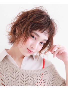 『PD神戸』【海口裕】大人可愛い☆短めバングスタイル☆