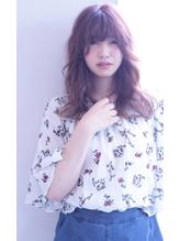 【noir】春色バイオレットグレー 春色.44